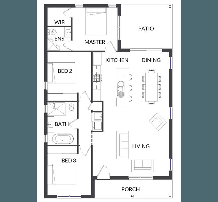 ASY4 Floor Plan