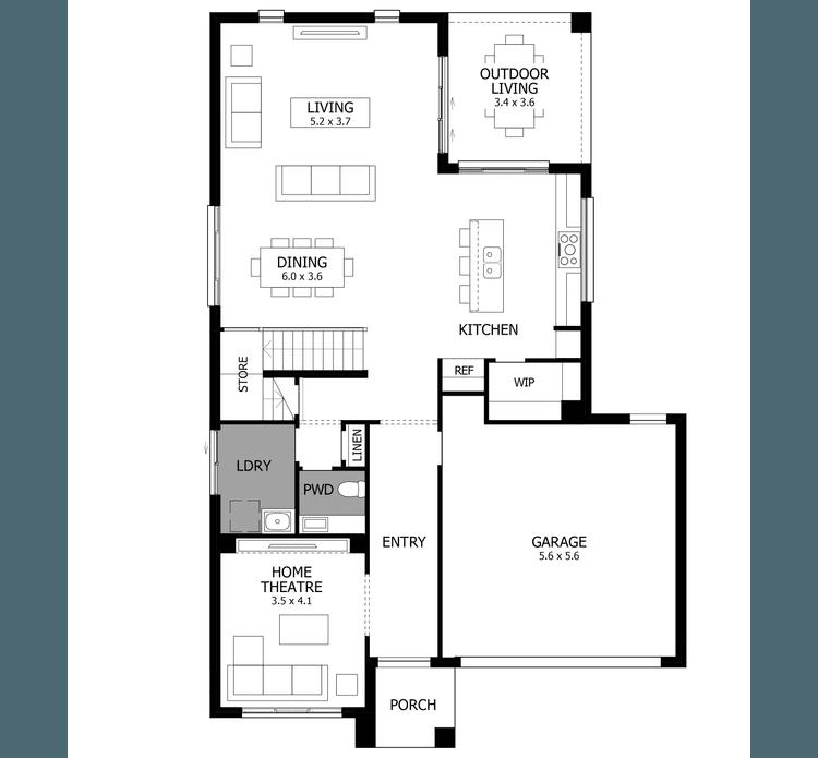 Encore 32 Floor Plan