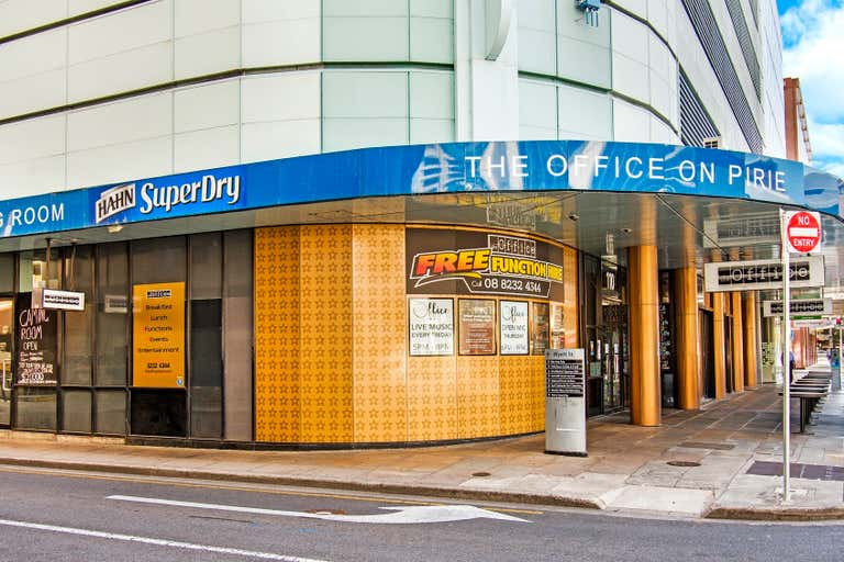 The Office on Pirie, 110 Pirie Street Adelaide SA 5000 - Image 2