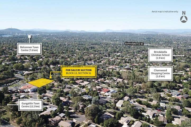 Lot, 117 Tillyard Drive Charnwood ACT 2615 - Image 1