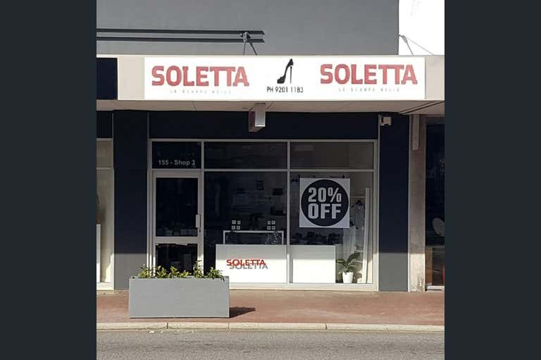 Shop 3, 155 Scarborough Beach Road Mount Hawthorn WA 6016 - Image 2
