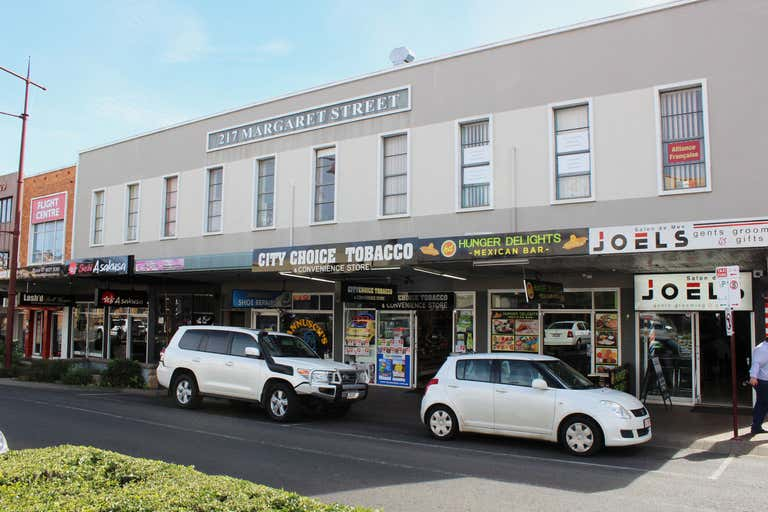 FF Suite 4, 217 Margaret Street Toowoomba City QLD 4350 - Image 1