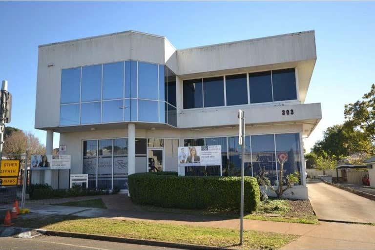 Level 1//303 Margaret Street Toowoomba City QLD 4350 - Image 1