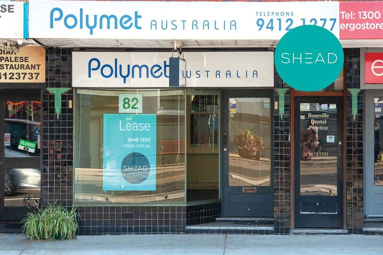 82 Pacific Highway Roseville NSW 2069 - Image 1
