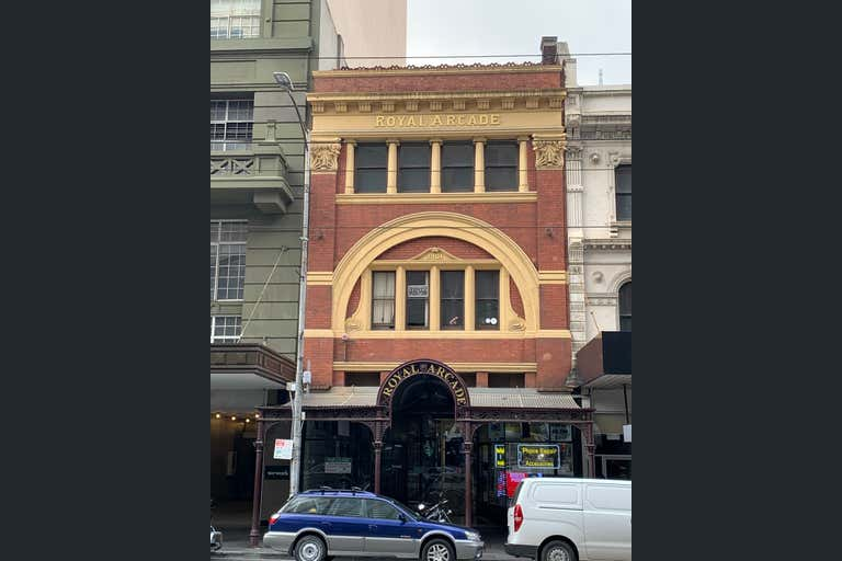 Royal Arcade, 148 Elizabeth Street Melbourne VIC 3000 - Image 1