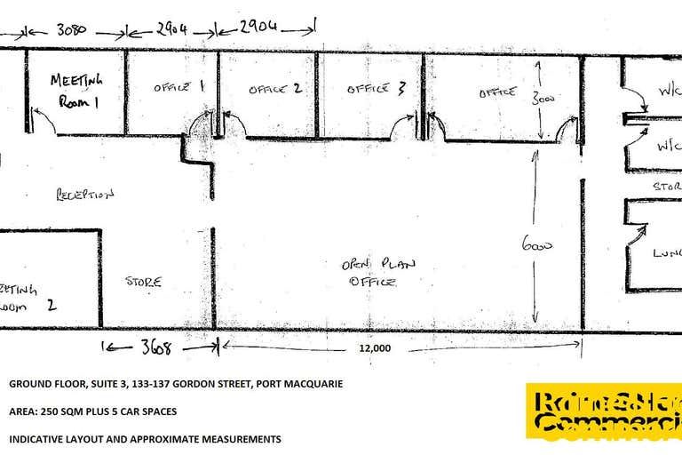 (L) S3 (Ground), 133-137 Gordon Street Port Macquarie NSW 2444 - Image 3