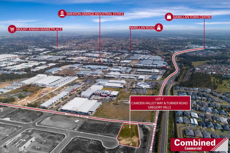 1/lot 7 Camden Valley Way & Turner Road Gregory Hills NSW 2557 - Image 2