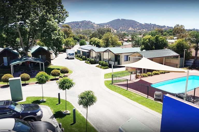 Albury All Seasons Tourist Park , 481 Wagga Road Lavington NSW 2641 - Image 1