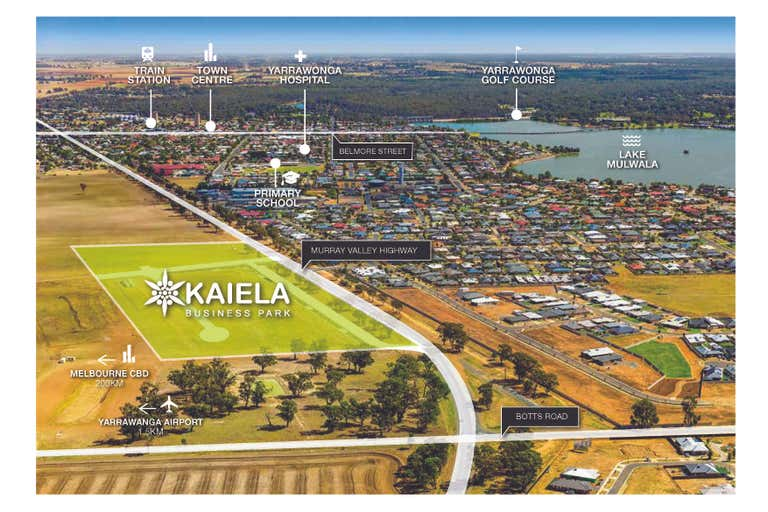 Kaiela Business Park, 0 Murray Valley Highway Yarrawonga VIC 3730 - Image 2