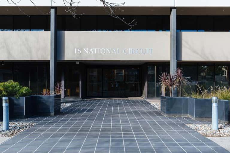 National Press Club, 16 National Circuit Barton ACT 2600 - Image 1