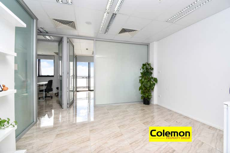 LEASED BY COLEMON PROPERTY GROUP, 605/11-15 Deane Street Burwood NSW 2134 - Image 1