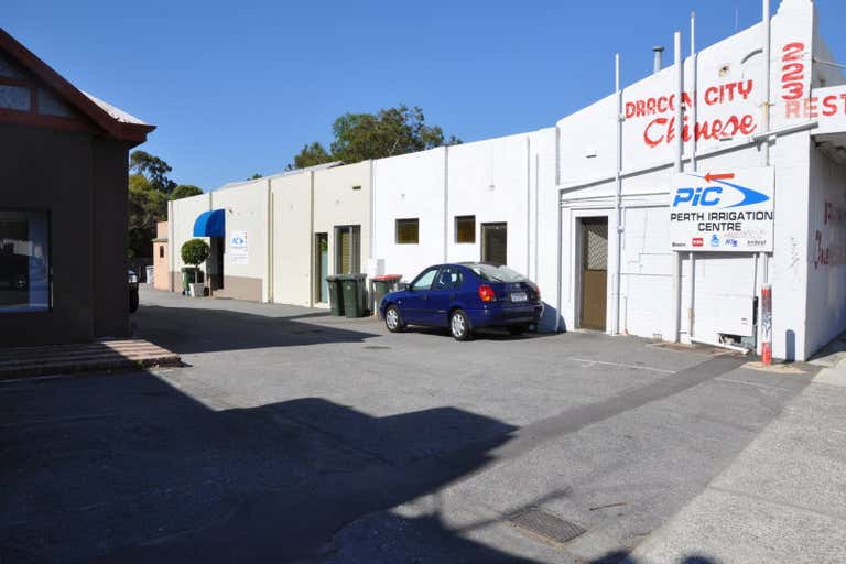 Rear Warehouse, 223 B Stirling Highway Claremont WA 6010 - Image 1