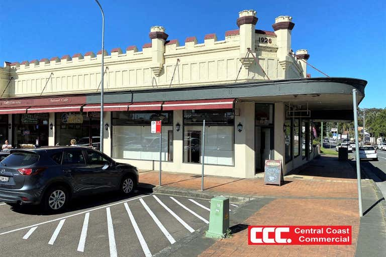 Shops 6,7,8 Railway  Pacific Highway Wyong NSW 2259 - Image 1