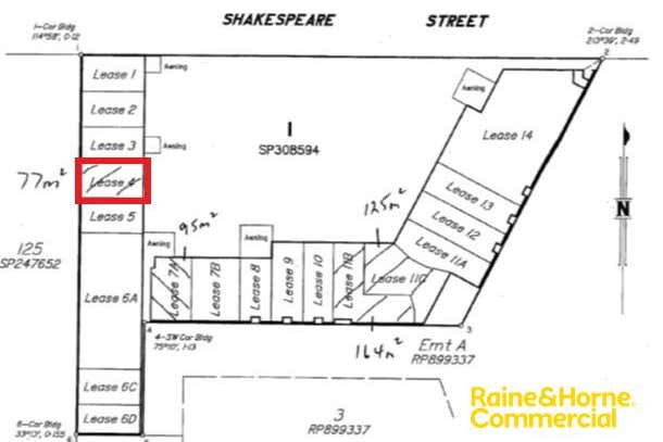 Tenancy 4, 137 Shakespeare Street Mackay QLD 4740 - Image 3