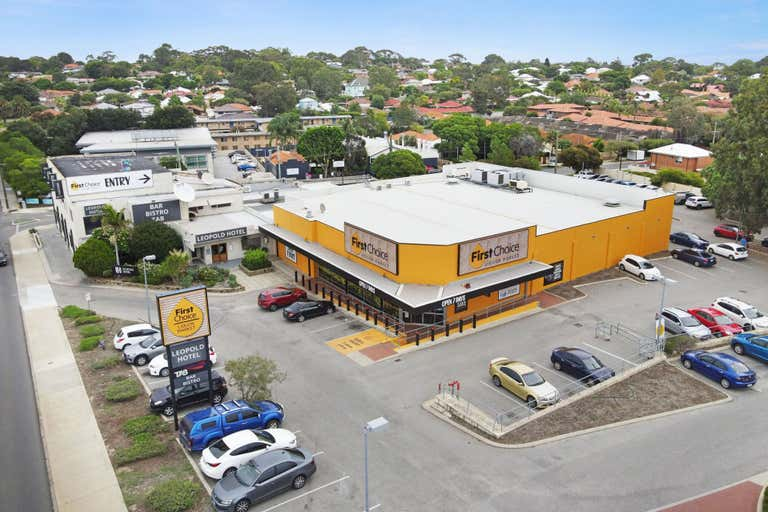 First Choice Liquor Market and Leopold Hotel, 326 Canning Highway Bicton WA 6157 - Image 1