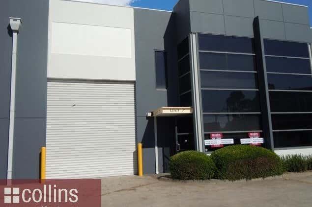 Factory 7, 8 Garden  Road Clayton VIC 3168 - Image 1