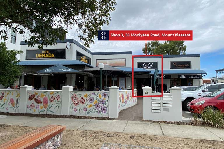 Shop 3, 38 Moolyeen Road Mount Pleasant WA 6153 - Image 1