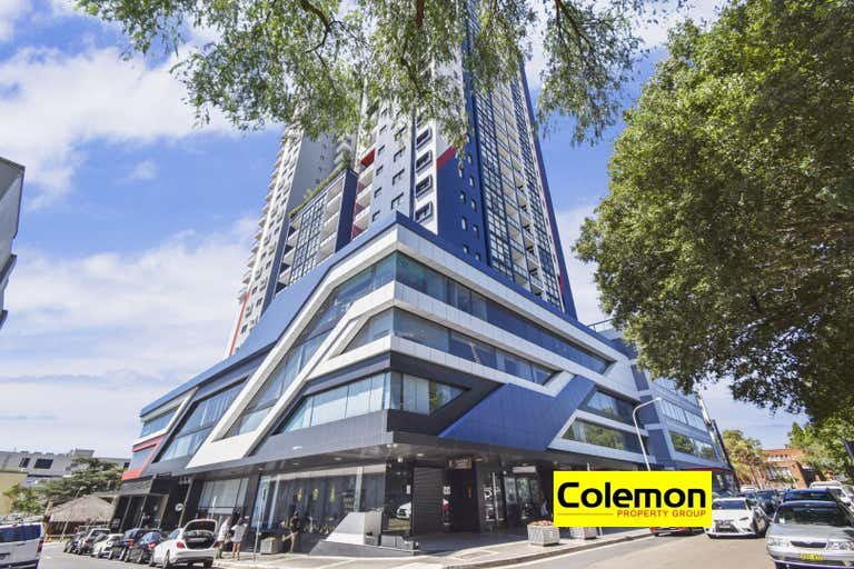 LEASED BY COLEMON PROPERTY GROUP, 605/11-15 Deane Street Burwood NSW 2134 - Image 2