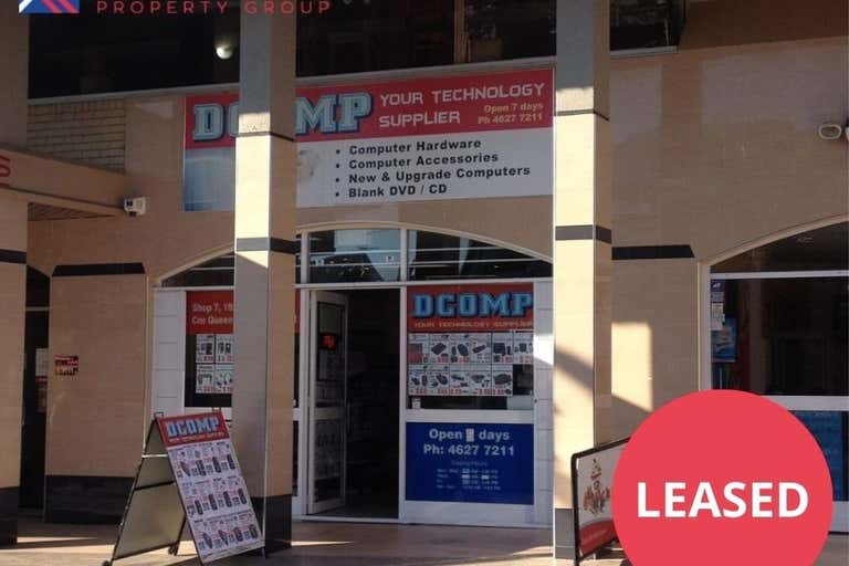 Shop 7, 192 Queen Street Campbelltown NSW 2560 - Image 1