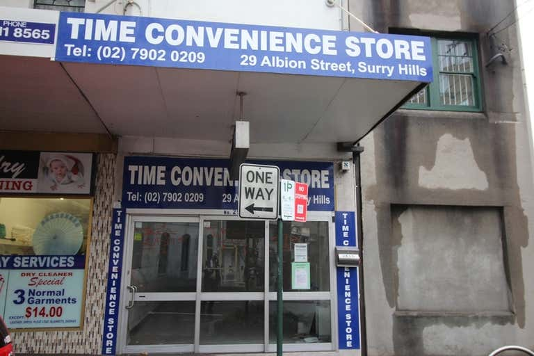 29 Albion Street Surry Hills NSW 2010 - Image 1