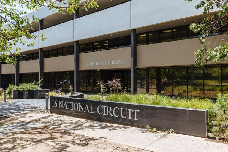 National Press Club, 16 National Circuit Barton ACT 2600 - Image 2