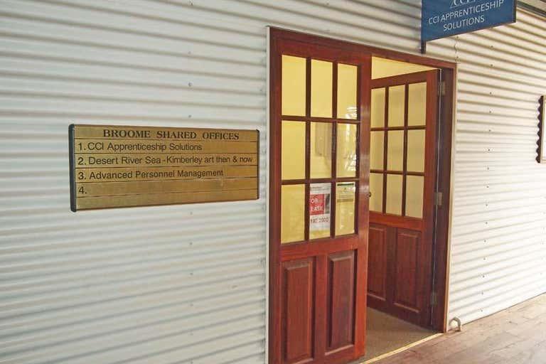 Office 4 , 2/9 Napier Terrace Broome WA 6725 - Image 4