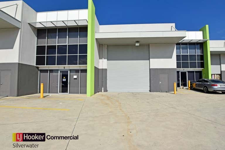 Unit 6, 1003-1009 Canley Vale Road Wetherill Park NSW 2164 - Image 1