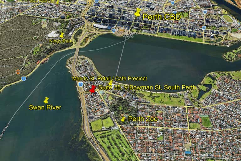 Suite 25, 9 Bowman Street South Perth WA 6151 - Image 3