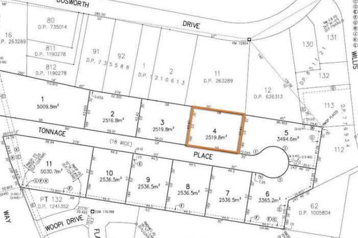 Lot 4 Tonnage Place Woolgoolga NSW 2456 - Image 3