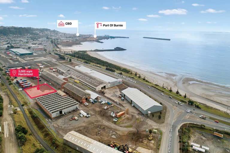 Storage Site, 2-10 Massy-Greene Drive South Burnie TAS 7320 - Image 1