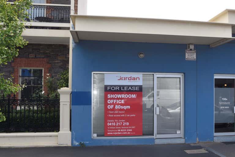 SHOWROOM  OFFICE OF 80 SQM, 138 Gilles Street Adelaide SA 5000 - Image 1