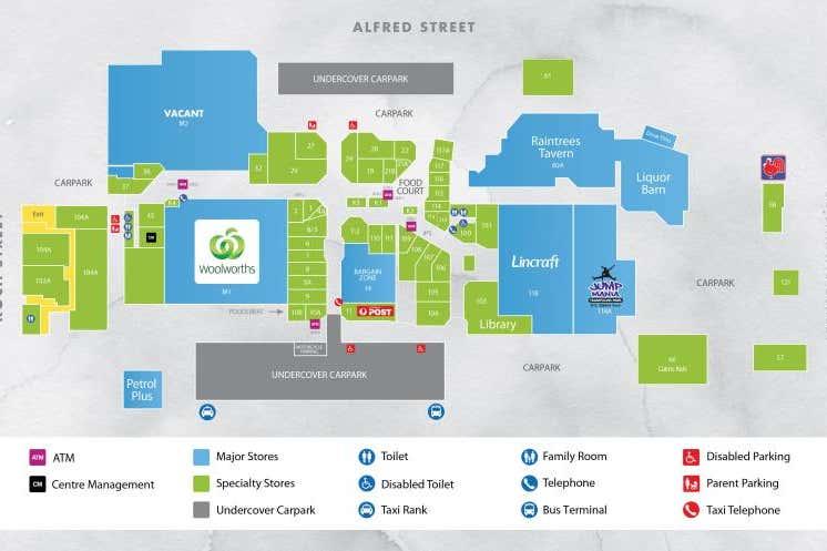 Raintrees Shopping Centre, Shop 106, 33 - 63 Cnr Alfred Street & Koch Street Manunda QLD 4870 - Image 4