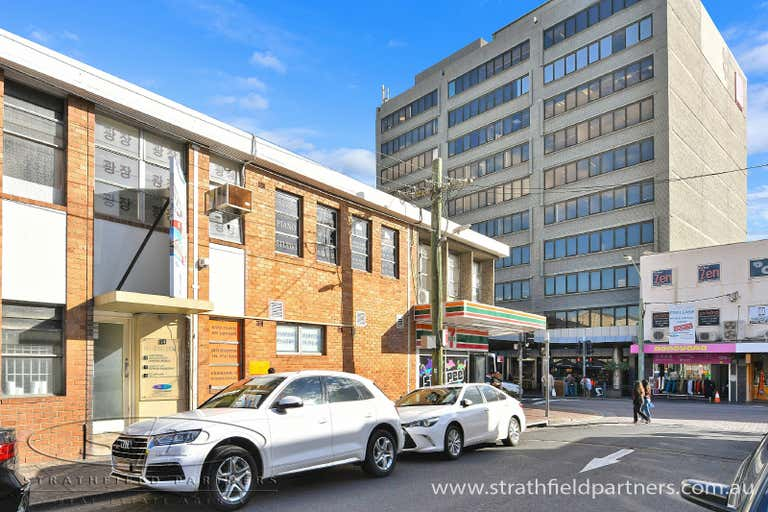 Office 2/14 The Boulevarde Strathfield NSW 2135 - Image 1