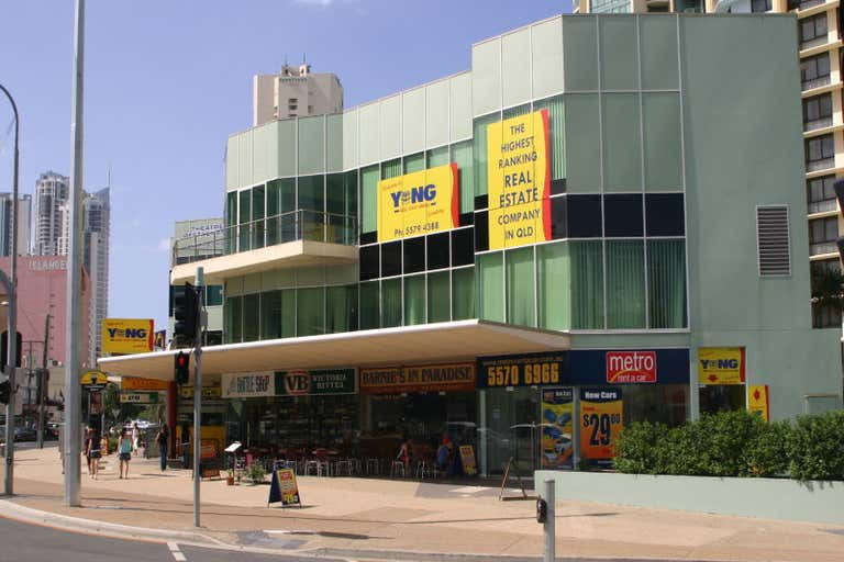 BENNELONG BUILDING, M, 3031-3033 Surfers Paradise Boulevard Surfers Paradise QLD 4217 - Image 2