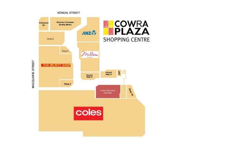 Cowra Plaza, 59 Kendal Street Cowra NSW 2794 - Image 2
