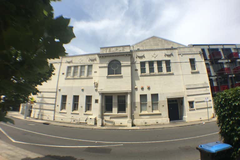 The Temple Hall, L1, 36 St Edmonds Road Prahran VIC 3181 - Image 1