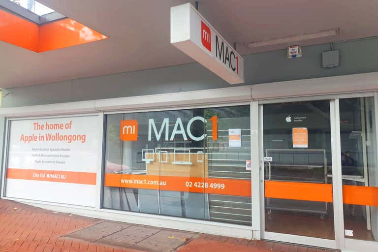 Shop 4, 54-60 Burelli Street Wollongong NSW 2500 - Image 2