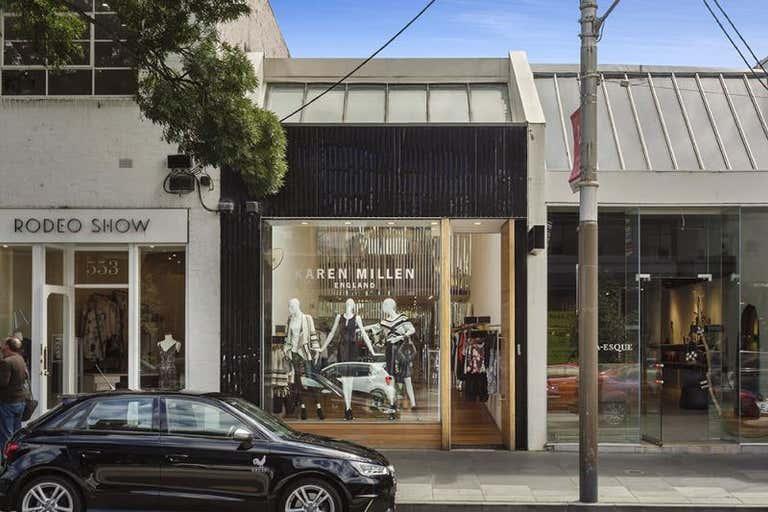 Shop, 555A Chapel Street South Yarra VIC 3141 - Image 2