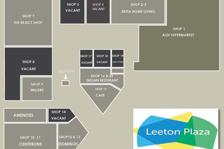Leeton Plaza, 2-10 Acacia Avenue Leeton NSW 2705 - Image 2