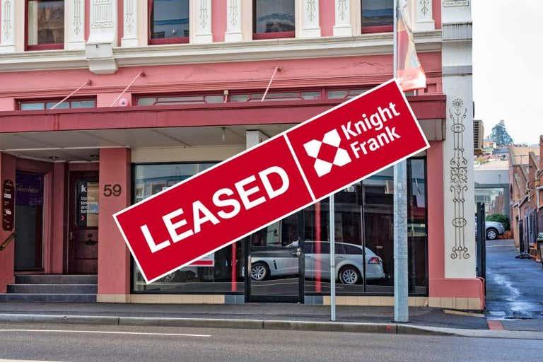Ground Shop Suite C, 59 Brisbane Street Launceston TAS 7250 - Image 1