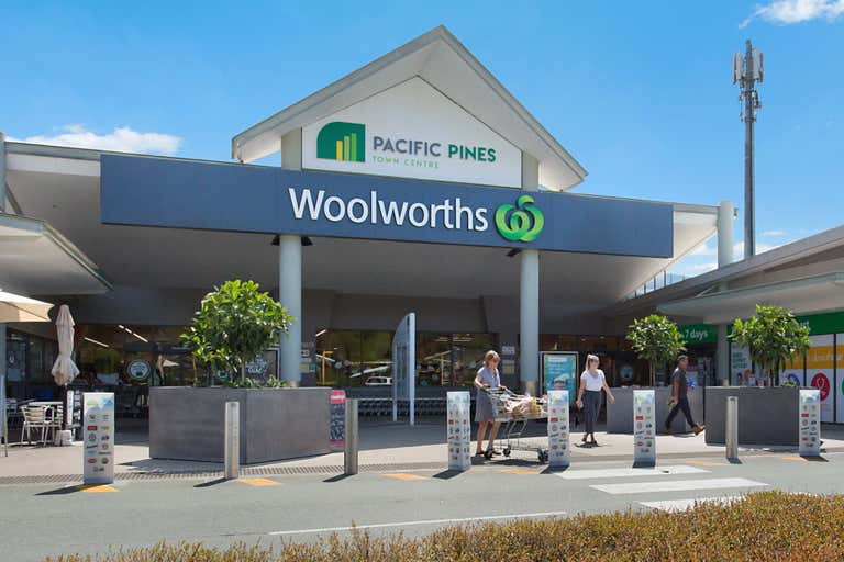 Pacific Pines Town Centre , 1 Corner of Pacific Pines Boulevard and Pitcan Way Pacific Pines QLD 4211 - Image 1