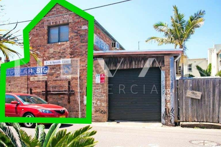 LEASED BY MICHAEL BURGIO 0430 344 700, GF/2-6 Smith Lane Manly NSW 2095 - Image 2