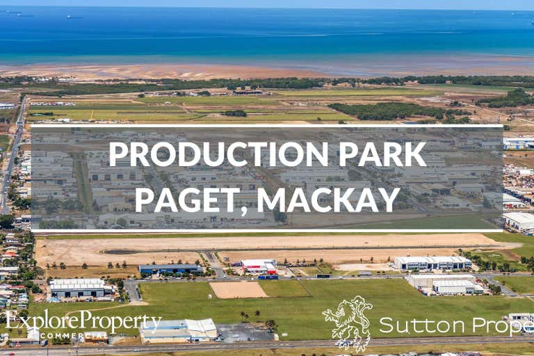 Production Park, 7 Production Drive Mackay QLD 4740 - Image 1