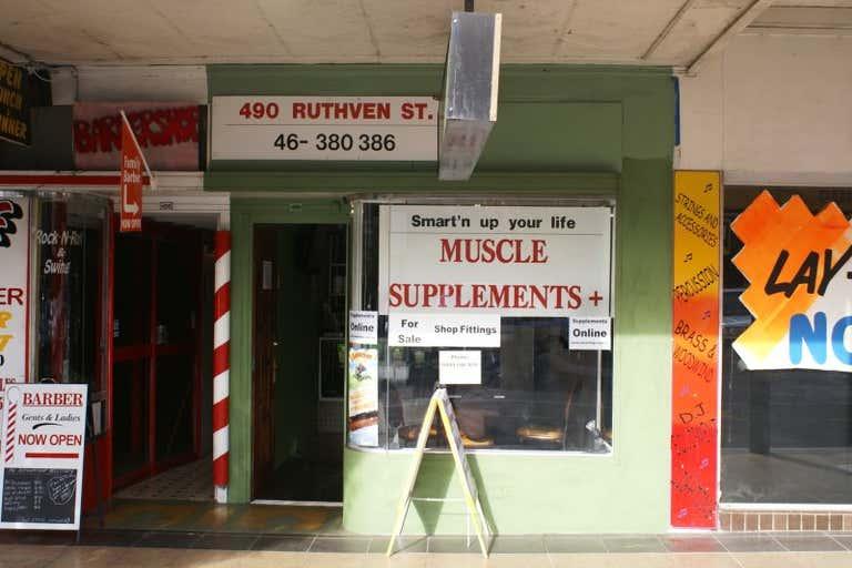 490 Ruthven Street Toowoomba City QLD 4350 - Image 1