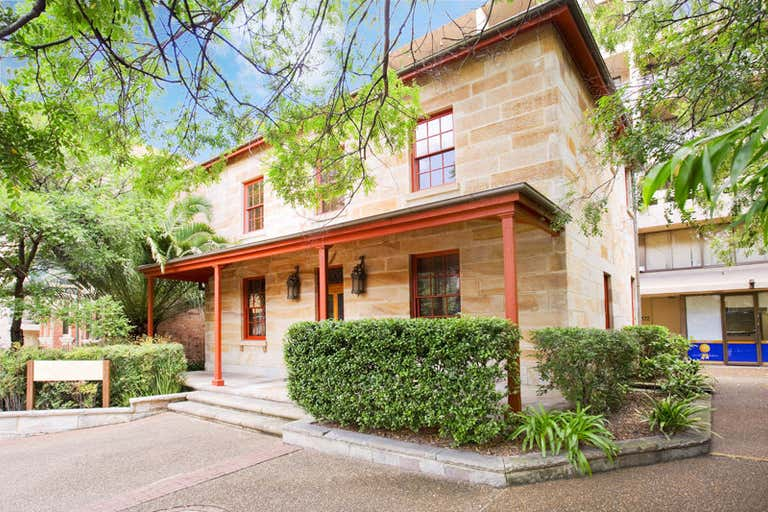 Woodstock Cottage, 1/172 Pacific Highway North Sydney NSW 2060 - Image 1