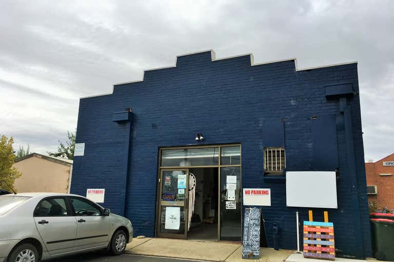 Rear shop / 56 Station Street Seymour VIC 3660 - Image 2