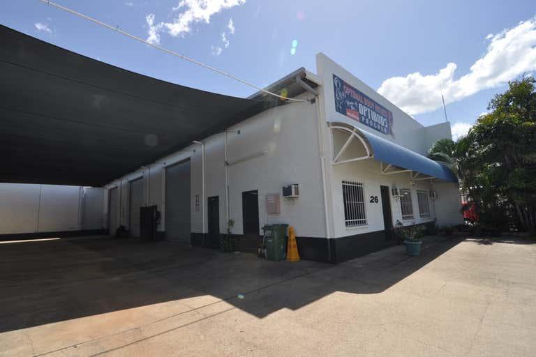 Shed 1/26 Hugh Ryan Drive Garbutt QLD 4814 - Image 1