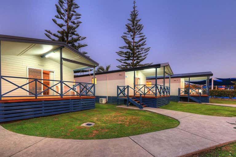 Nambucca River Tourist Park & Nambucca Heads Lifestyle Village, 143 Nursery Road North Macksville NSW 2447 - Image 1