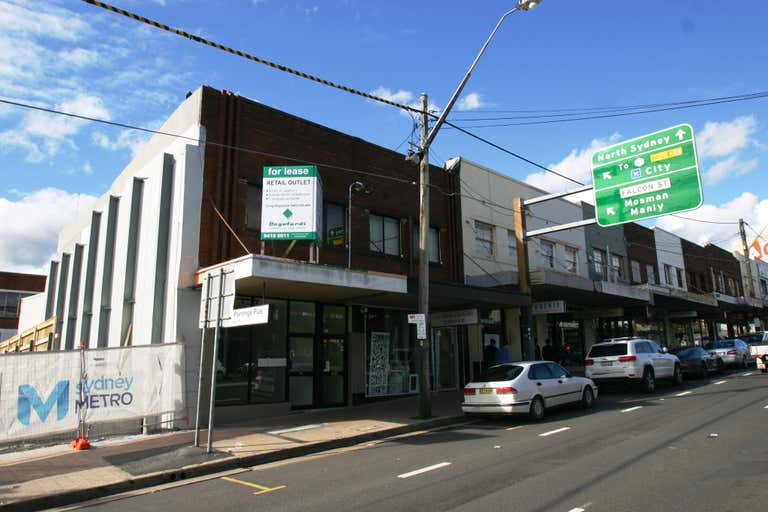 Shop 2, 475 Pacific Highway Crows Nest NSW 2065 - Image 1