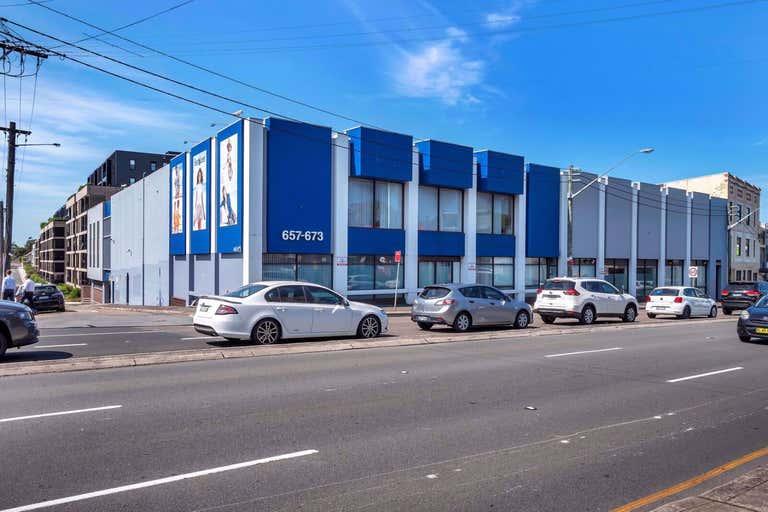 657-673 & 675 Parramatta Road, 7 Tebbutt Street and 2 George Street Leichhardt NSW 2040 - Image 3